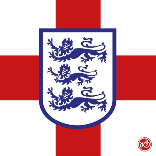 E is for England